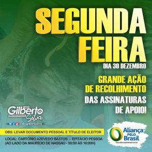 whatsapp image 2019 12 29 at 083836 300x300 - PONTAPÉ INICIAL: Aliança pelo Brasil coleta assinaturas para criação do partido em João Pessoa e Campina Grande