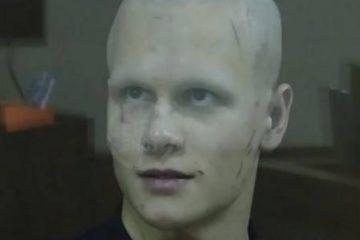 Satanista que matou irmã é capturado de cueca ao tentar fugir de tribunal – VEJA VÍDEO