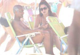 Nova namorada de Romário é modelo gaúcha e tem 27 anos