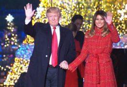 """""""A Cruz de Jesus Cristo nos lembra o verdadeiro significado do Natal"""", diz Donald Trump; VEJA VÍDEO"""