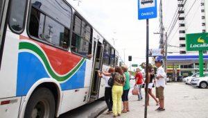 nibus 5 1 683x388 300x170 - Transporte coletivo de João Pessoa será reforçado para atender trabalhadores de bares, restaurantes e hotelaria