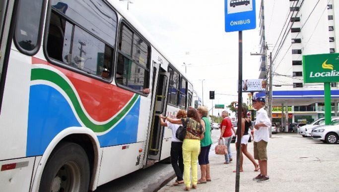 nibus 5 1 683x388 - Nova linha de ônibus e reforço em outras quatro a partir desta segunda-feira, em João Pessoa