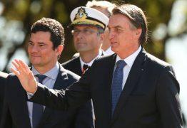 Bolsonaro estuda recriar Ministério da Segurança: 'Lógico que Moro deve ser contra'
