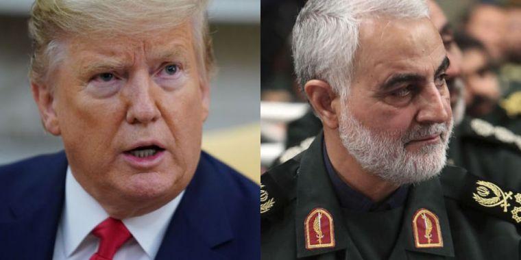 157805902175296 - Pentágono diz que matou general iraniano para evitar ataque aos EUA