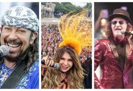 Carnaval de João Pessoa terá Elba Ramalho, Alceu Valença e Bell Marques