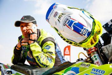 Uma semana após acidente no Rally Dakar, Edwin Straver morre aos 48 anos