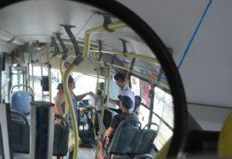 FLAGRANTE: homem anuncia assalto a ônibus, mas acaba preso