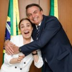 1 reginabolsonaro 15276398 150x150 - Encontro com o presidente: Regina Duarte diz que decisão sobre 'casamento' não sai nesta quarta