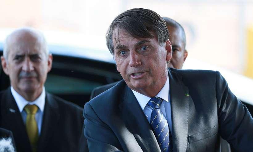 20200116214345304696u - 'Quem sabe exportando mais peixe sobra mais carne para a gente', diz Bolsonaro