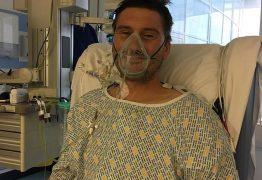 Homem passa por cirurgia no coração após tentar tirar casquinha de pipoca do dente