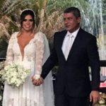 """27012020110350 casamento  150x150 - Ana Maria Braga não comparece em casamento de """"Louro José"""""""