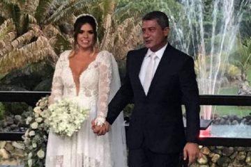"""27012020110350 casamento  360x240 - Ana Maria Braga não comparece em casamento de """"Louro José"""""""