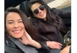 UFC: Claudia Gadelha assume romance com ring girl do Ultimate