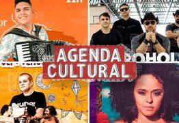 AGENDA CULTURAL: Confira quais eventos agitam o fim de semana em João Pessoa