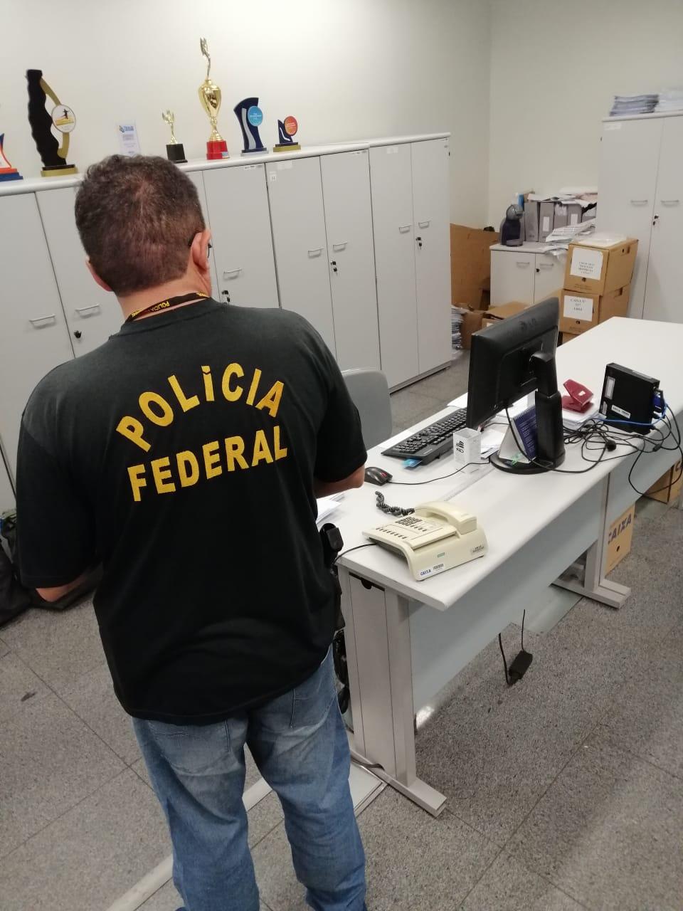 POLÍCIA NAS RUAS: PF cumpre mandados de busca e apreensão por desvio de mais de meio milhão em João Pessoa