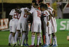 São Paulo elimina o Coritiba e está nas quartas de final