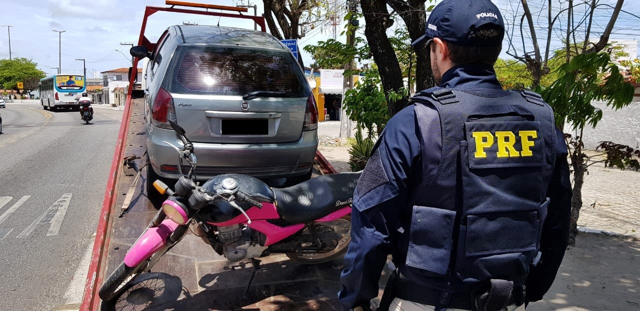 7ec73cd0 d803 4a58 aeea 4e355cafcd34 - PRF flagra 32 motoristas dirigindo sob efeito de álcool no segundo final de semana da Operação Verão na Paraíba