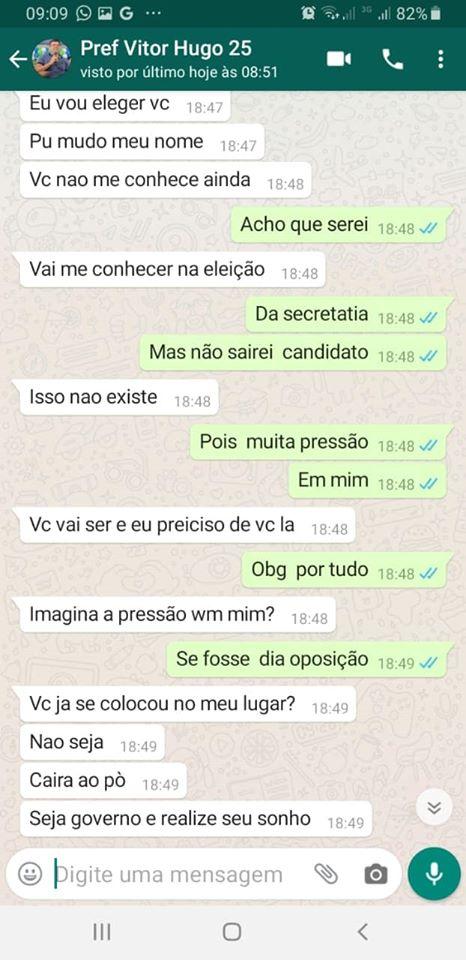 83150578 2716968121703594 1752664029081370624 o - BOMBA: ameaças e interferências vazam em conversa de Whatsapp entre prefeito de Cabedelo e ex-secretario de saúde - CONFIRA