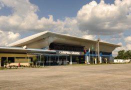 Aena assume gestão do Aeroporto de Campina Grande nesta quinta-feira