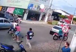 Homem reage a assalto e é baleado, em Solânea – VEJA VÍDEO