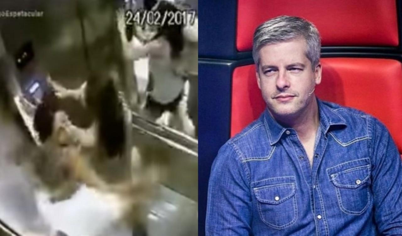 BeFunky collage 3 - IMAGENS LIBERADAS: Após 3 anos em sigilo, Justiça libera gravação da agressão do cantor Victor cotra mulher grávida - VEJA VÍDEO