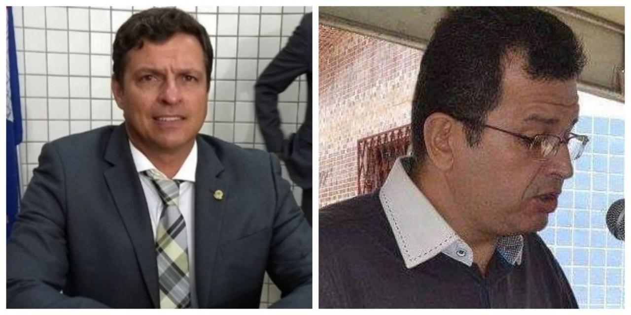 BeFunky collage 6 - BOMBA: ameaças e interferências vazam em conversa de Whatsapp entre prefeito de Cabedelo e ex-secretario de saúde - CONFIRA