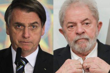 Bolsonaro e Lula 2 868x644 360x240 - Se as eleições de 2022 fossem hoje, Bolsonaro e Lula iriam para 2º turno