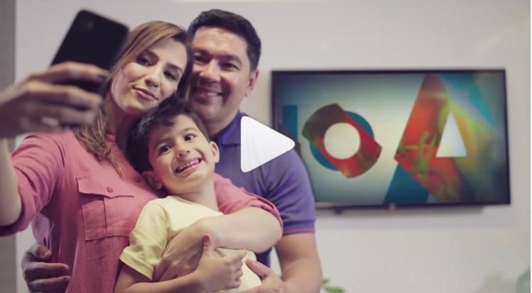 Capturar 27 - TV Arapuan anuncia data de estreia do programa que será apresentado pelo casal Bruno Sakaue e Patrícia Rocha - VEJA VÍDEO