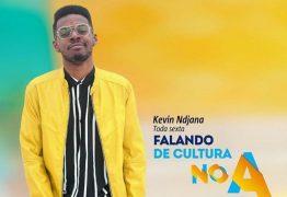 """""""NO A"""": Kevin Ndjana, finalista do The Voice Brasil, fará parte do novo programa da Arapuan"""