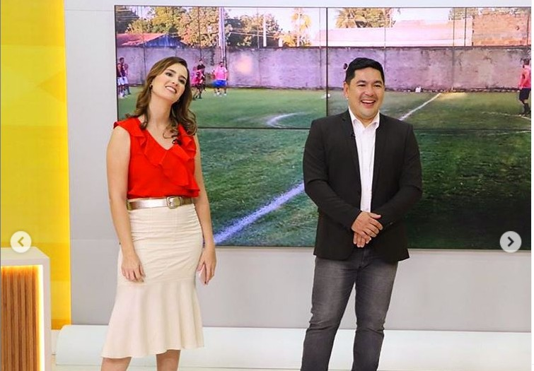 Capturar 58 - 'No A': programa com Patrícia Rocha e Bruno Sakaue estreia na TV Arapuan: 'responsabilidade e o compromisso de sempre' - VEJA VÍDEO