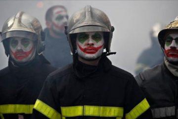 Capturar3 2 360x240 - CONTRA A REFORMA DA PREVIDÊNCIA: Bombeiros enfrentam a polícia durante manifestação em Paris