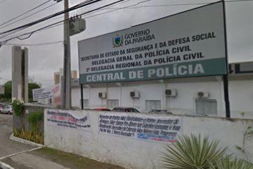 Central de Polícia CG 360x240 - Homem é acusado de espancar companheira por não encontrar almoço pronto