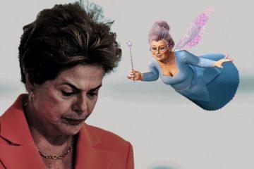 Dilma 1024x585 360x240 - Damares diz que Dilma é bruxa capturada pela fada do impeachment