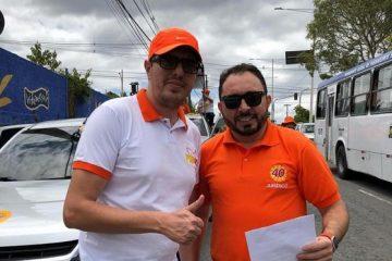 JORNALISTA REVELA: Ex-secretário Waldson de Souza esteve hoje sede da Polícia Federal para iniciar delação premiada