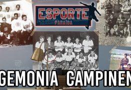 ESPORTE PARAÍBA: 1960 a década em que Campina Grande dominou o futebol paraibano – VEJA VÍDEO