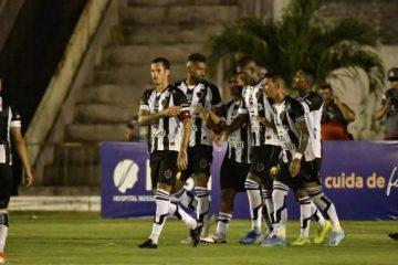 CAMPEONATO PARAIBANO: Botafogo-PB vence São Paulo Crystal no Almeidão