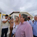 Joao Azevedo evento Nova Floresta 150x150 - PARCEIROS DA HABITAÇÃO: João Azevedo anuncia investimento de R$15 milhões para a construção de mil casas