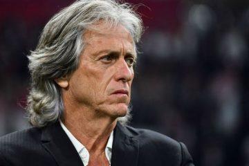 Jorge Jesus se diz em 'sintonia' com Flamengo por renovação e revela que conversará com Gabigol