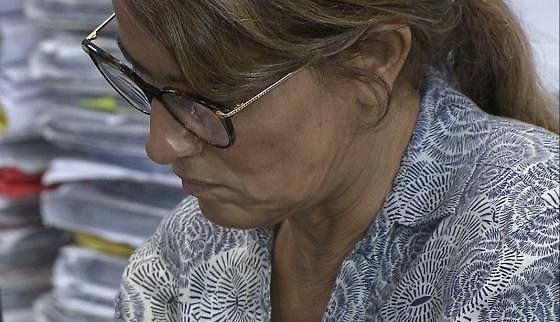 Livânia Farias em audiência de custódia 1 - OPERAÇÃO CALVÁRIO: citação de deputados em delação de Livânia Farias é destaque na mídia nacional