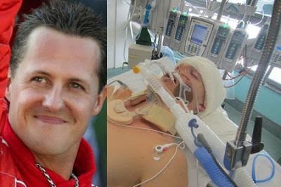 Michael Schumacher - Schumacher está irreconhecível: 'Corpo deteriorado e com músculos atrofiados'