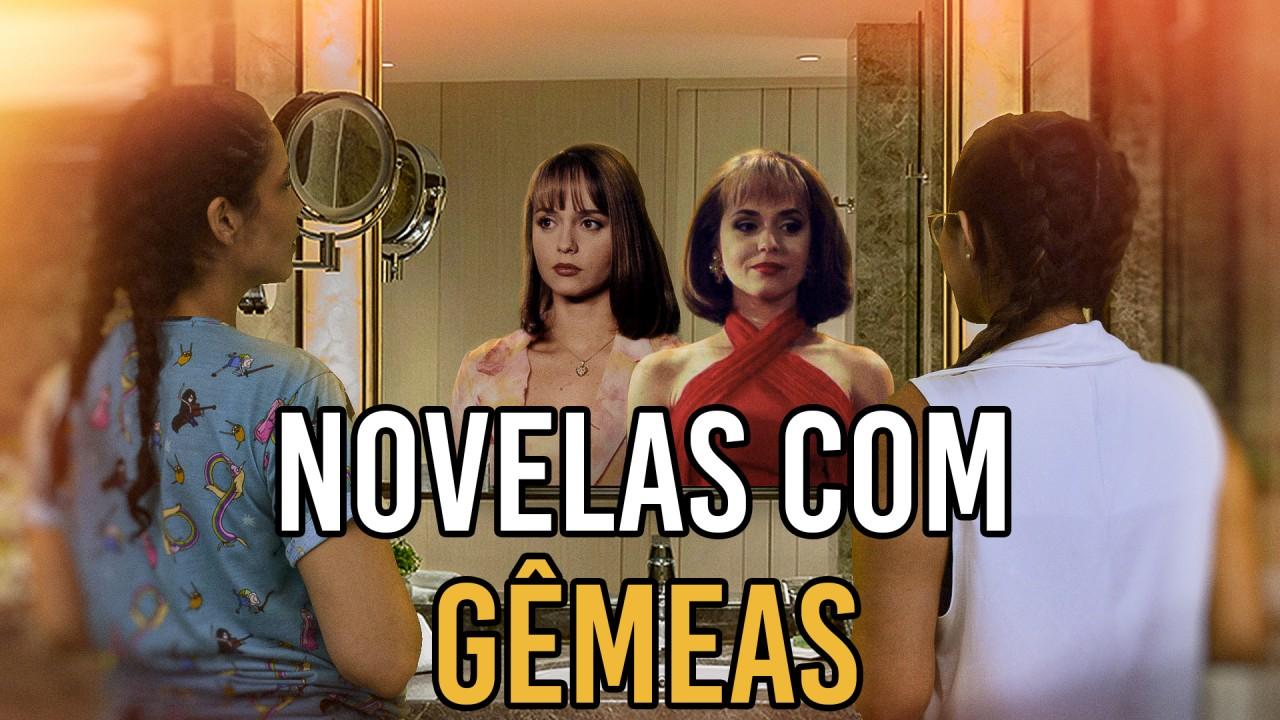 Miniatura Focalista 15 - FOCALISTA: Cinco gêmeas que marcaram as novelas - VEJA VÍDEO