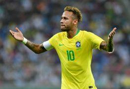 Conmebol exige presença de Neymar na seleção brasileira na Copa América de 2020