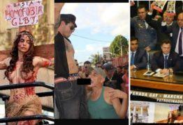 Confira as principais polêmicas que aconteceram em Paradas LGBT