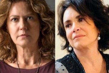 Patricia Pillar e Regina Duarte 360x240 - Patrícia Pillar cancela reunião com artistas que levantaria pautas para Regina Duarte