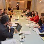 Reuniao forum Criancas desaparecidas Juiz Hugo Gomes  Herbert Lisboa e 27 01 19 29 150x150 - Fórum de combate ao desaparecimento de crianças e adolescentes na PB será institucionalizado em março