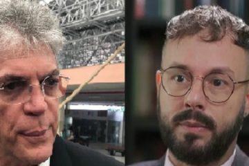 OUÇA: Em gravação, Ricardo Coutinho xinga procurador do trabalho que interditou IPC