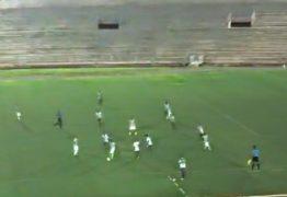 Campeonato Paraibano: Com gol de pênalti, Sousa vence Sport Lagoa Seca
