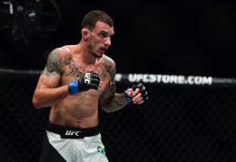 UFC: 'MMA é esporte de resultado', diz lutador moicano