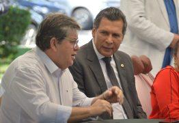 GARANTIDO O LÍDER: João mantém socialista Ricardo Barbosa como 'cabeça' do governo na ALPB