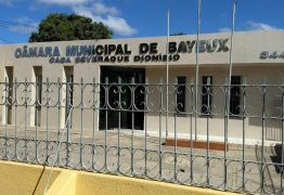 Câmara de Bayeux não decide sobre pedido de crédito especial e população desaprova procrastinação